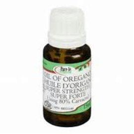 Pure Le Oil of Oregano 15ml drops