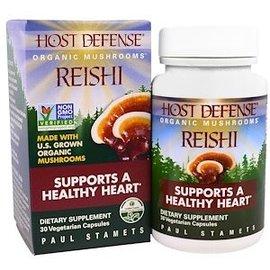 Host Defense Reishi 30vcaps