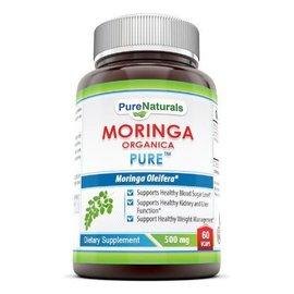 Pur Naturals Pure Moringa Leaf 90vcaps