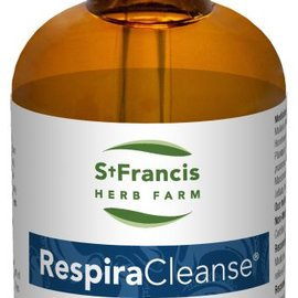 St. Francis Respira Cleanse (for Cough) 100ml