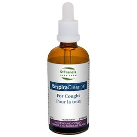 St. Francis Respira Cleanse (for Cough) 50ml
