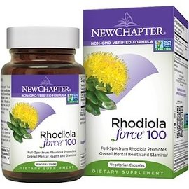 New Chapter Rhodiola force 100 30caps