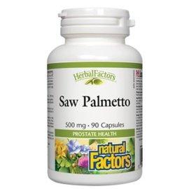 Natural Factors Saw Palmetto 90 softgels