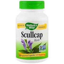 Nature's Way Scullcap 425mg 100 caps
