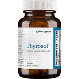 Metagenics Thyrosol 60 Tab