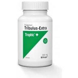 Trophic Tribulus Extra 60 Vcaps 300mg
