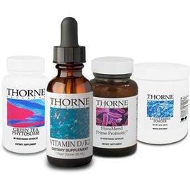 Thorne Vitamine D/K2 Liquid 30ml