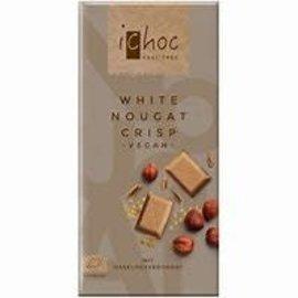 Ichoc Ichoc White Nougat Crisp Vegan
