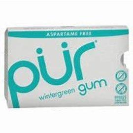PUR GUM GUM WINTERGREEN 9 PC