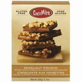 CocoMira Hazelnut Crunch 105g