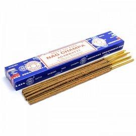 Sataya Nag Champa Incense Sticks 8 pack