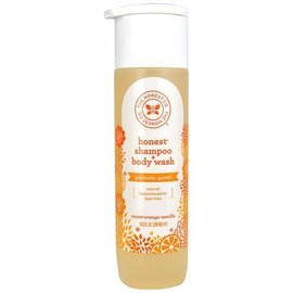 The Honest Co. Sweet Orange Vanilla Shampoo & Body Wash 296ml