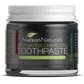 Nelson Naturals - CDN Activated Charcoal Peppermint 60ml