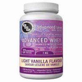 AOR Advanced Whey Light Vanilla 1kg