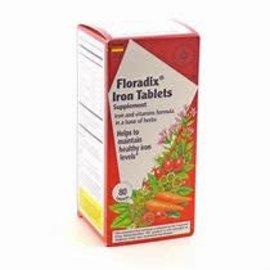 Salus Floradix Iron Tablets 80