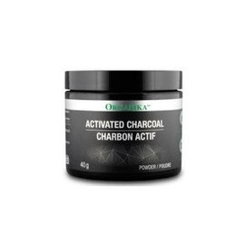Organika Activated Charcoal 40g