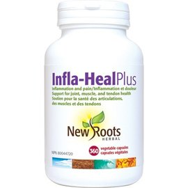 New Roots Infla-Heal Plus 90caps