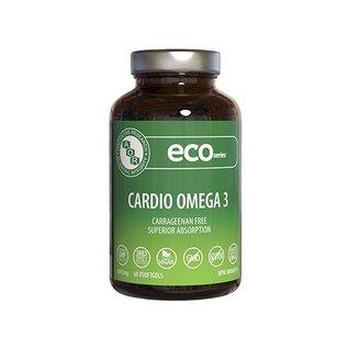 AOR Cardio Omega 3 1000mg 60's Vegan