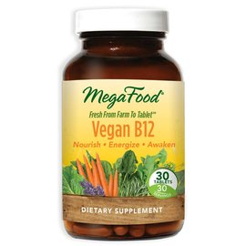Mega Food Vegan B12