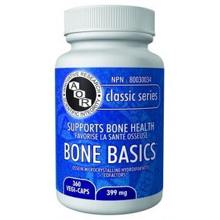 AOR Bone Basics 399mg 240caps