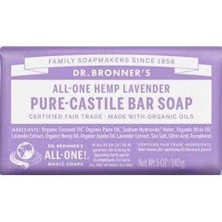 Dr. Bronner Lavender Bar Soap