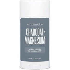 Schmidt's Charcoal + Magnesium Deodorant 3.25oz