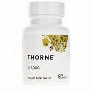 Thorne D-1000 90vcaps