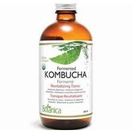 Botanica Fermented Kombucha 250ml