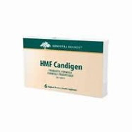 Genestra HMF Candigen 6 probiotic suppositories