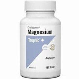 Trophic Magnesium Chelazome 180 Vcaps