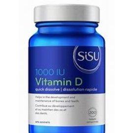 Sisu Vitamin D 200 tablets