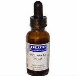 Pure Encapsulations Vitamin D3 liquid Hypoallergenic 22.5ml