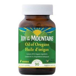 Joy of the Mountains Oil of Oregano 90 caps