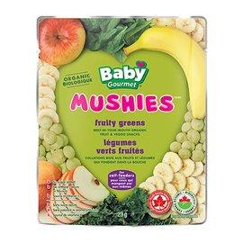 Organic Baby Gourmet Organic Mushies self-feeders 23g