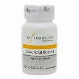 Integrative Therapeutics Zinc-Carnosine 60caps