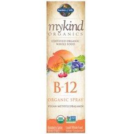 Garden of Life MyKind Organics - Vitamin B-12 Organic