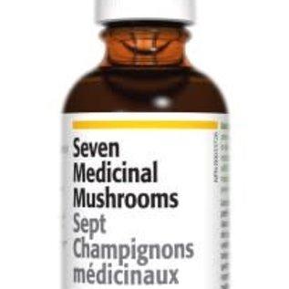 Botanica Seven Medicinal Mushrooms 50ml tincture