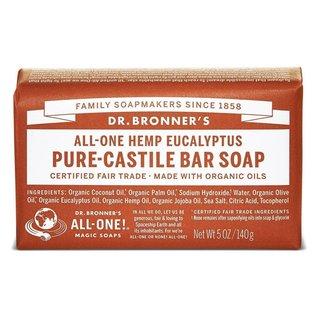 Dr. Bronner Eucalyptus Bar Soap