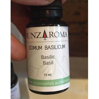 Hunzaroma Basil 15ml