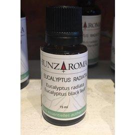 Hunzaroma Eucalyptus Radiata 15ml