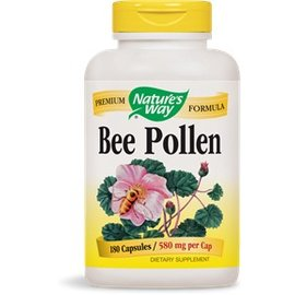 Nature's Way Bee Pollen 580mg 100caps