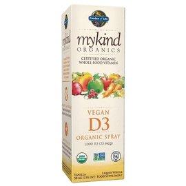 Garden of Life mykind Organics -Vitamin D3 Organic