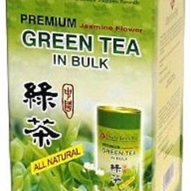 Uncle Lee's Tea Premium Bulk Green Tea Jasmine 120g