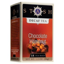 STASH TEA,CHOC HAZELNUT,DECAF 18 CT