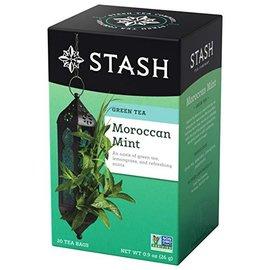 STASH Moroccan Mint Green Tea 20bg