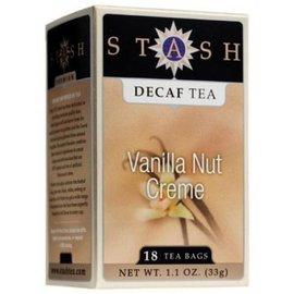 STASH Decaf Vanilla Nut Creme 18bg