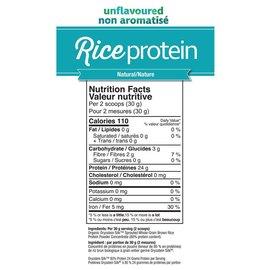Prairie Naturals Rice Protein Unflavoured 360g