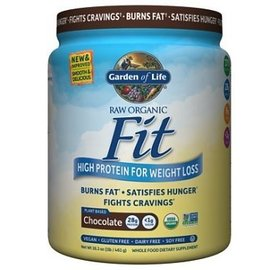 Garden of Life Raw Fit - natural 427g
