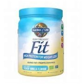 Garden of Life Raw Fit Vanilla 457g