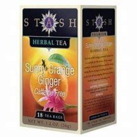 STASH Sunny Orange Ginger Tea 18bg
